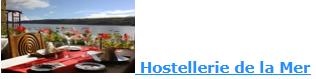 réservation à l'Hôtellerie de la Mer au Fret - Crozon