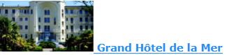 réservation à l'Hôtel de la Mer à Morgat