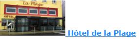 réservation à l'Hôtel de la Plage à Morgat